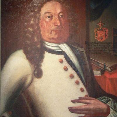 Gemälde von Johann Franz Zangerer
