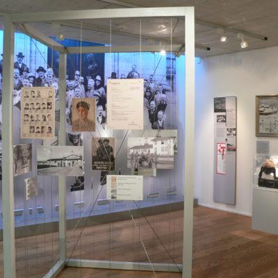 Migration und die Geschichte der SS-Kaserne
