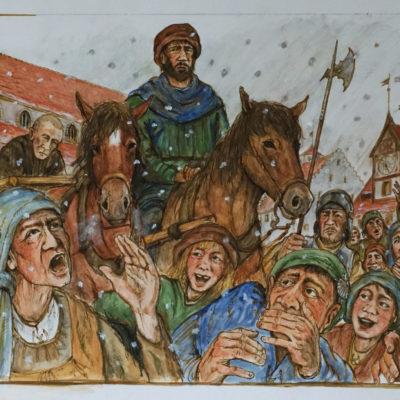 Radolfzell um 1500