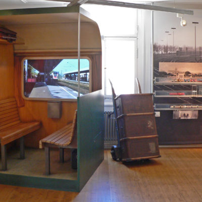 Ausstellung: Radolfzells Anschluss an die Eisenbahn