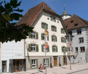"""Henry Gerlach: Ein Papst """"besucht"""" Radolfzell"""
